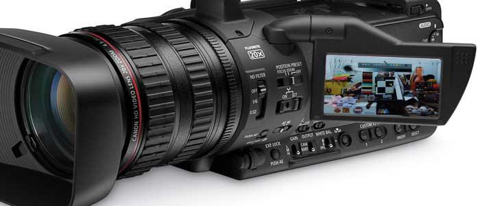 Camescope numérique